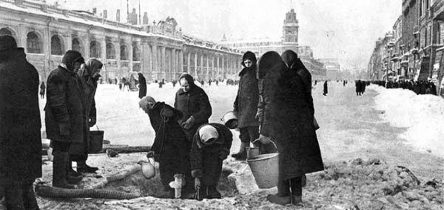 План Гитлера по захвату Ленинграда
