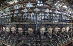 Заброшенные заводы мира. Уникальные, мрачные фото