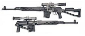 винтовка СВДС
