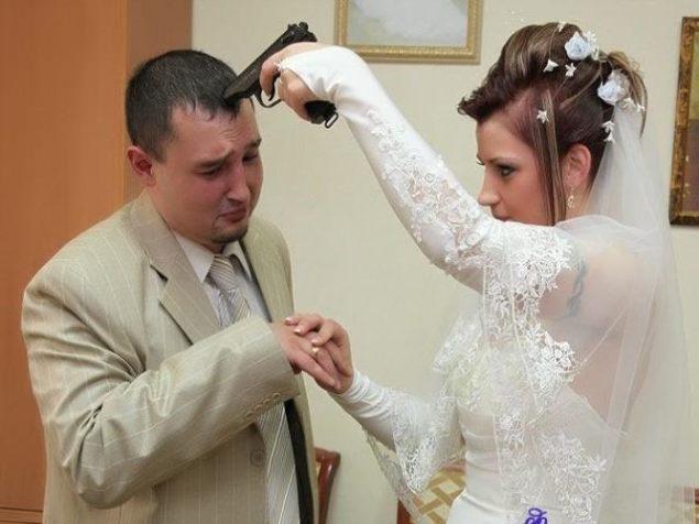 Мужчина не хочет жениться