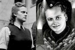 Ирма Грезе - дьявол из Аушвица: Как она замучила в концлагере тысячи людей