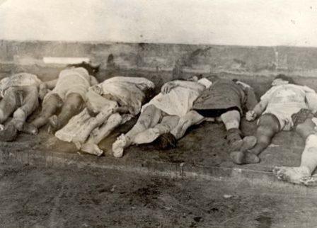 Фото ужасов волынской резни