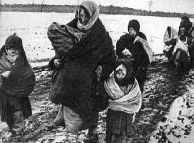 депортация народов