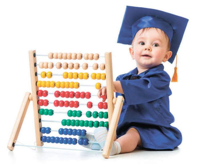 раннее обучение ребенка