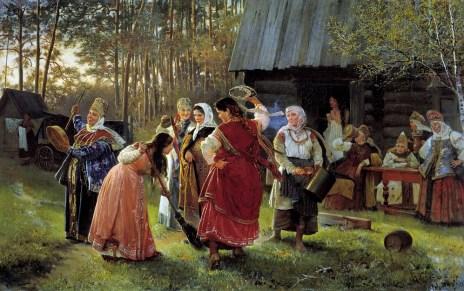 Обряды в русской деревне: самые шокирующие из них