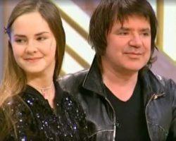 Внебрачная дочь Евгения Осина — Агния: обнародованы скандальные факты из жизни певца