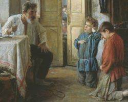 Как на Руси наказывали детей: Розги, горох, ложкой по лбу и другие методы, за которые сегодня лишили бы родительских прав