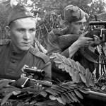 Как на Великой Отечественной войне посвящали в снайперы