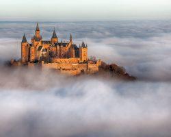Самые красивые замки мира. Невероятные фото