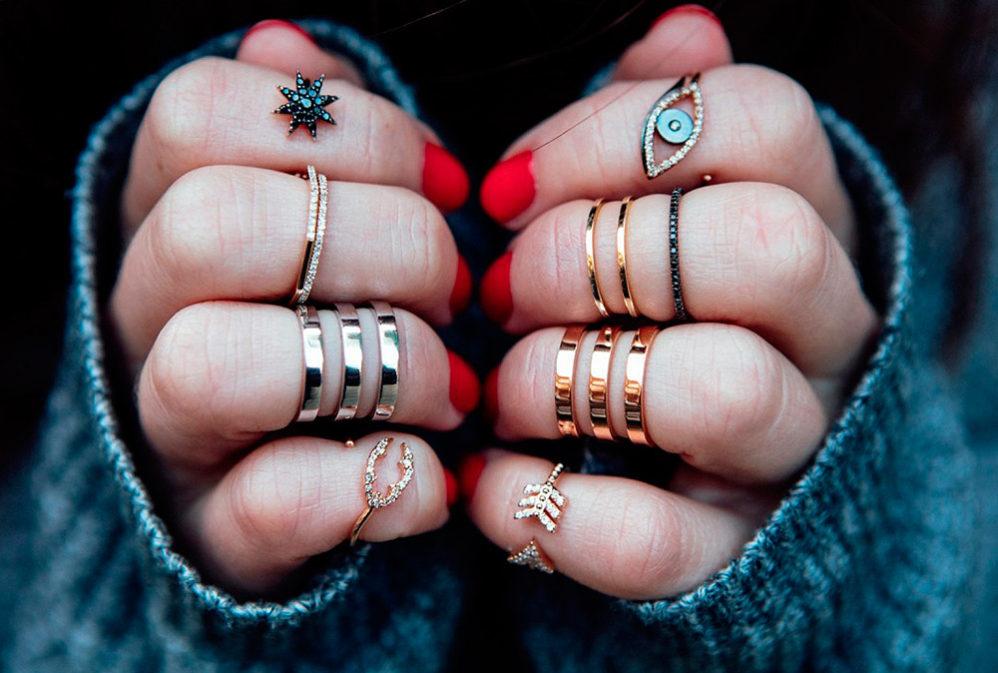 Значение колец на пальцах у женщин и мужчин