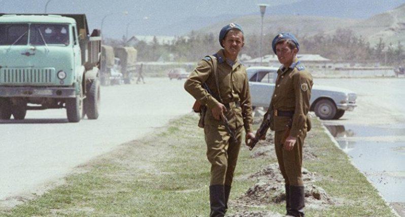 Как советская армия в Афганистане