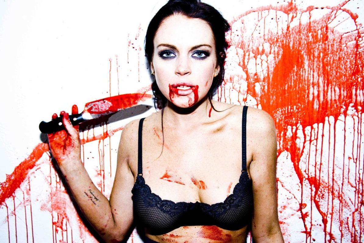 Люблю смотреть фильмы про насилие и кровь
