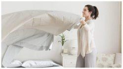 Как часто нужно стирать постельное белье. Какие проблемы со здоровьем могут быть из-за нестиранных пододеяльников, наволочек и простыней.