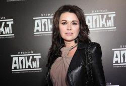 У Анастасии Заворотнюк произошел отек мозга - сообщают СМИ