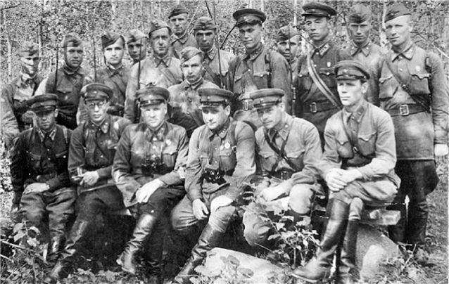 Чем НКВД занимался в Великую Отечественную