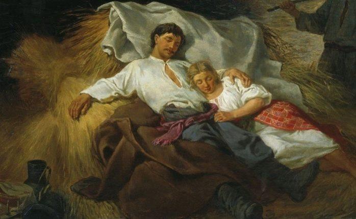 За какие сновидения на Руси