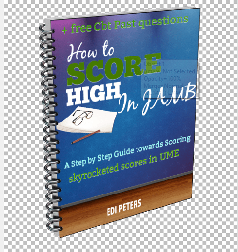 How to score high Ebook Cover
