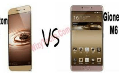 Tecno Phantom 6 Plus Vs Gionee M6