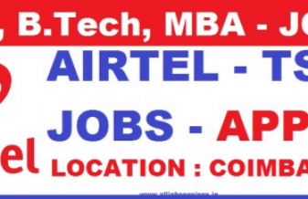 Airtel Head Planning & Reporting Job