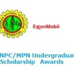 NNPC/MPN Undergraduate Scholarship 2017/2018 – See How to Apply