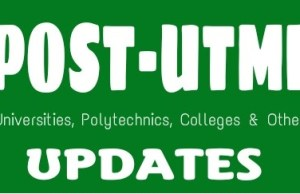 University Post UTME Past Questions