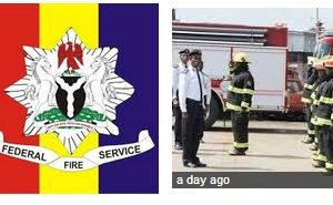 Federal Fire Service Past Questions