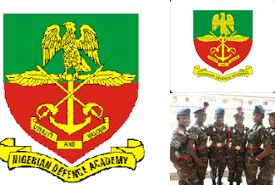Nigerian defence academy nda admission list