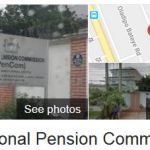 PenCom Verification Exercise 2018 and National Pension Commission Registration form – www.pencom.gov.ng