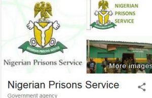 Nigerian Prisons List of Successfull applicants