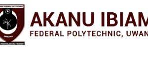 Akanu Ibiam Fed Poly 2018 Post UTME Admission Screening Form