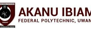 Akanu Ibiam Fed. Poly 2018 Admission Screening Form