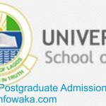 Unilag Postgraduate Admission Form 2018 has been Released   PG Full-Time/ Part-Time