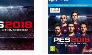 PES 2018 Android Download