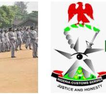 Nigerian Customs Rank and Salary