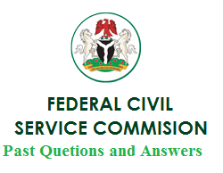 Civil Service Promotional Exams Past Questions