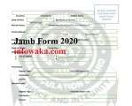 Jamb Form 2020 /2021 | Is Jamb Form 2020 out ?