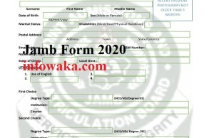 Jamb Form 2020 /2021 | Is Jamb Form 2020 out?