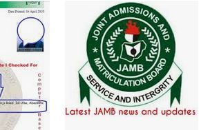 Jamb Physics Syllabus 2020 pdf