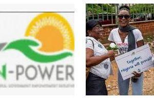 Npower Stipend News for November