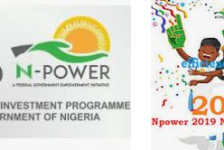 Npower December Stipend 2019