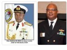 Nigerian Navy Ranks and Salary in Nigeria