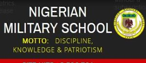 Nigerian Military School Examination Date 2020
