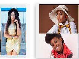 Finest female musician in Nigeria