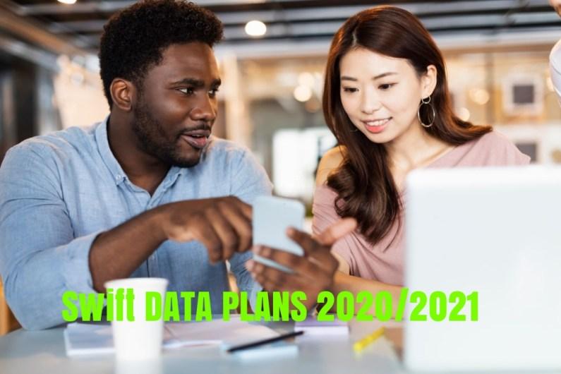 Swift DATA PLANS 2020/2021