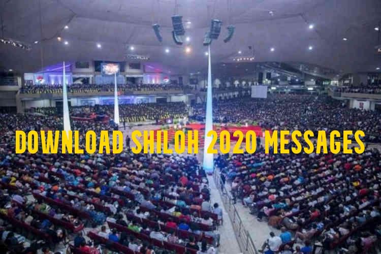 Download Shiloh 2020 Messages