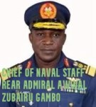 Chief of Naval Staff Rear Admiral Awwal Zubairu Gambo Biography 2021