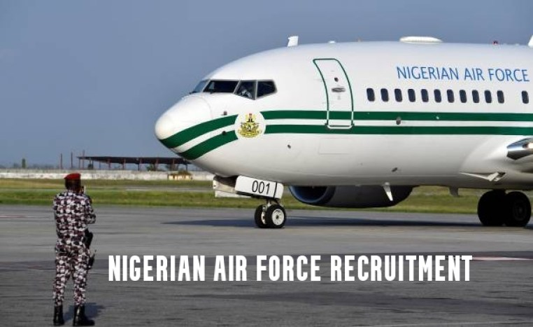 Nigerian Air force Recruitment Closing Dates