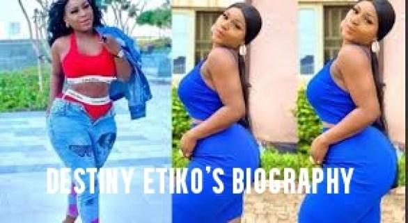 Destiny Etiko's Biography