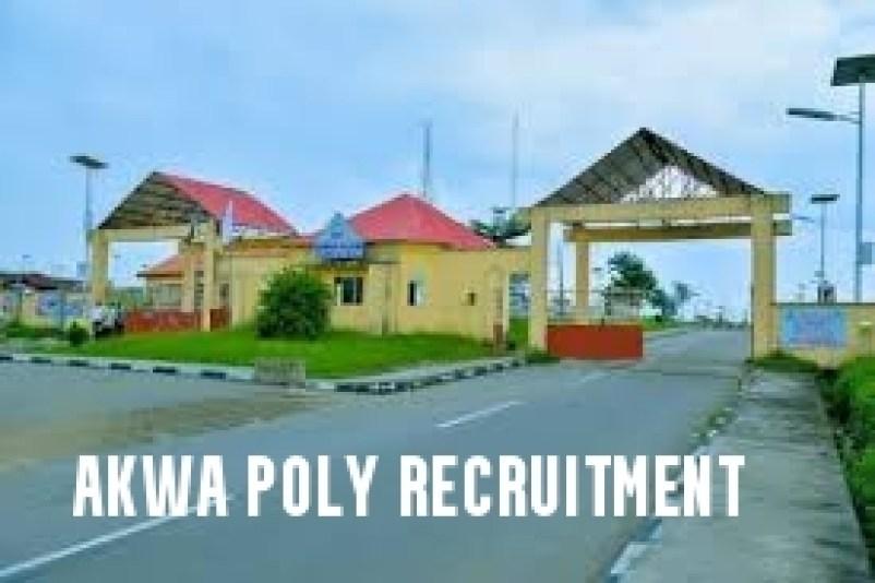 Akwa Poly Recruitment Shortlist