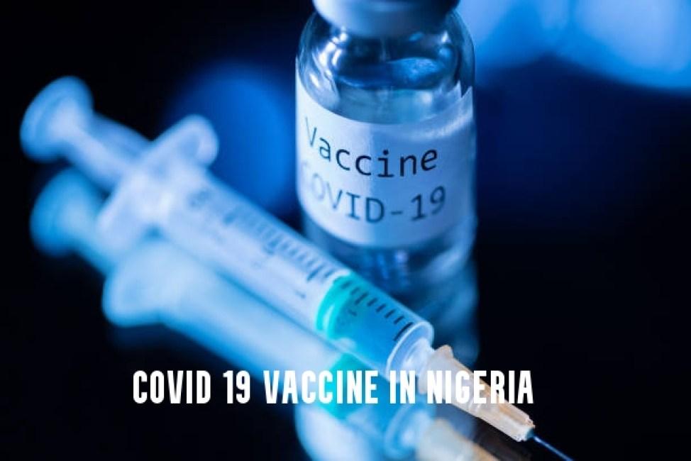 COVID 19 Vaccine in Nigeria